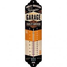 Harley Davidson Termometer