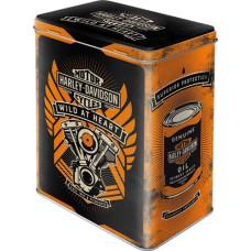 Harley Davidson Förvaringsburk