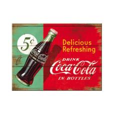 Coca cola retro magnet