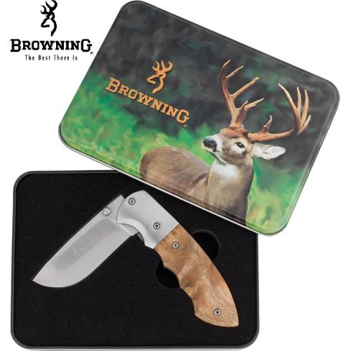 Fällkniv Browning White tail