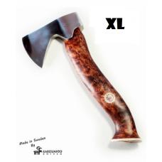 Brun Karesuando Yxan 4014 den stora XL