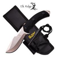 Jaktkniv med braständare Elk Ridge