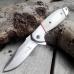 Fällkniv Elk Ridge White bone